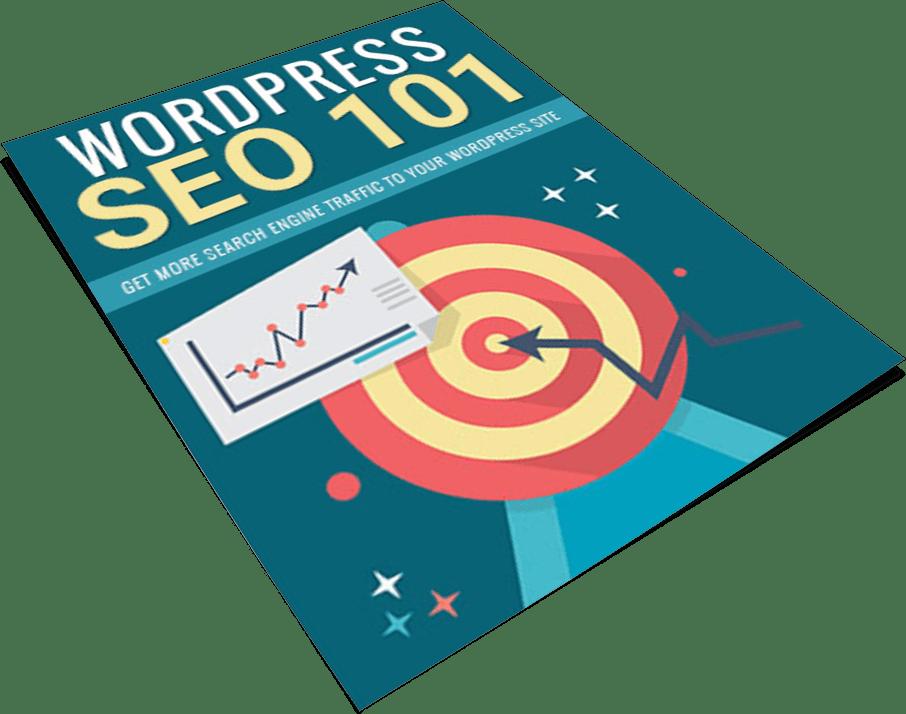 Wordpress SEO 101 PLR Report eCover