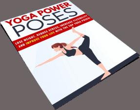 Yoga Power Poses PLR Report eCover