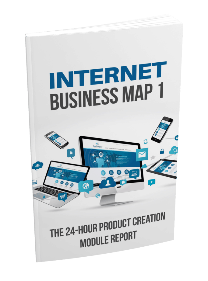 Map 1 The 24 Hour Product Creation Module Report eCover