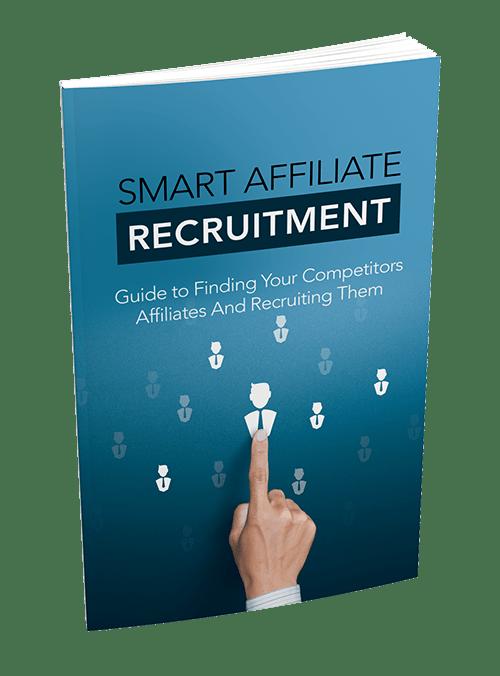 Smart Affiliate Recruitment PLR Report