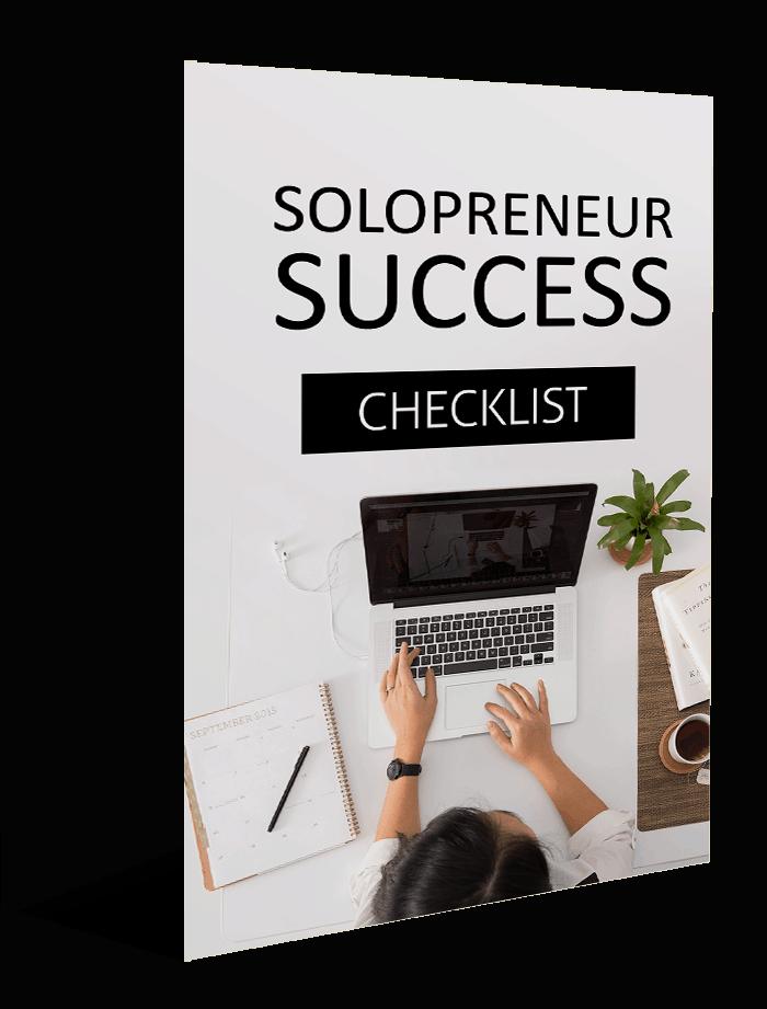 Solopreneur Success Checklist
