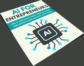 AI for Entrepreneurs PLR Report eCover