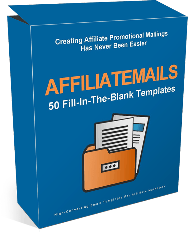 Affiliatemails High Converting Affiliate Business eCover