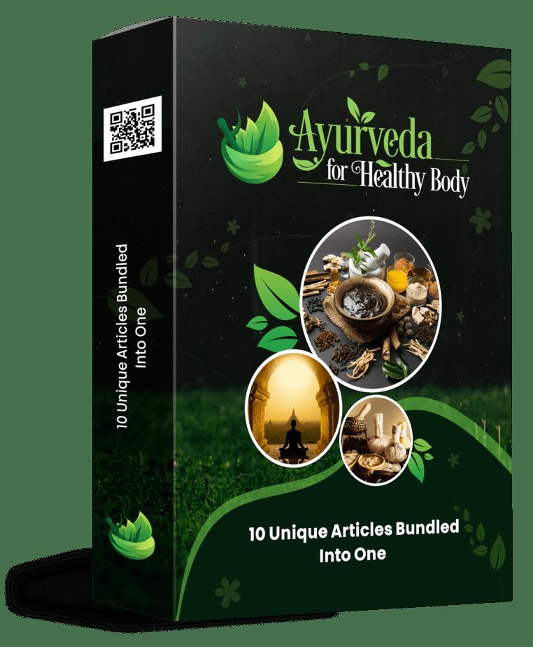 Ayurveda For Healthy Body PLR 10 Articles Bundle