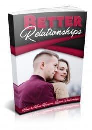 Better Relationships MRR Ebook