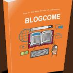 Blogcome Profitable Blogging PLR Coaching Guides 28k Words