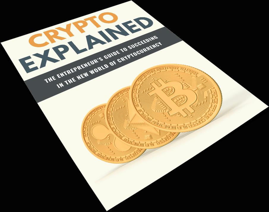 Crypto Explained PLR Report eCover