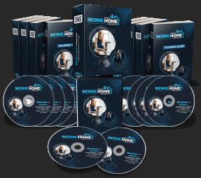 Income from Home Secrets PLR Sales Funnel Complete Bundle