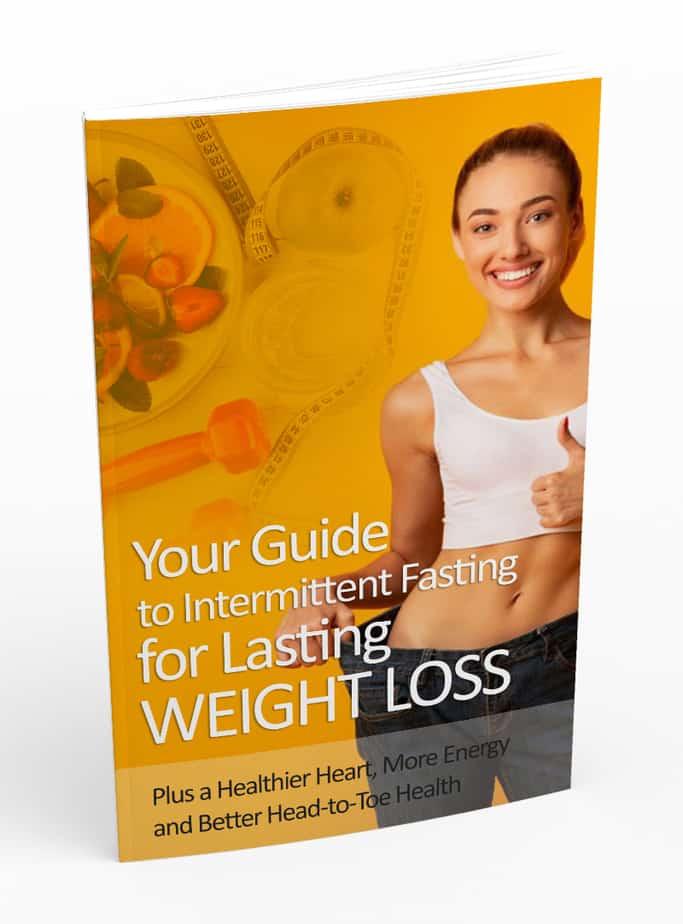 Intermittent Fasting PLR PLR eBook