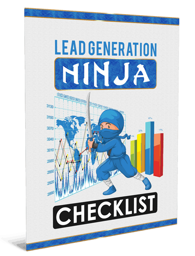 Lead Generation Ninja Checklist