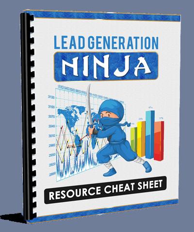 Lead Generation Ninja Resource