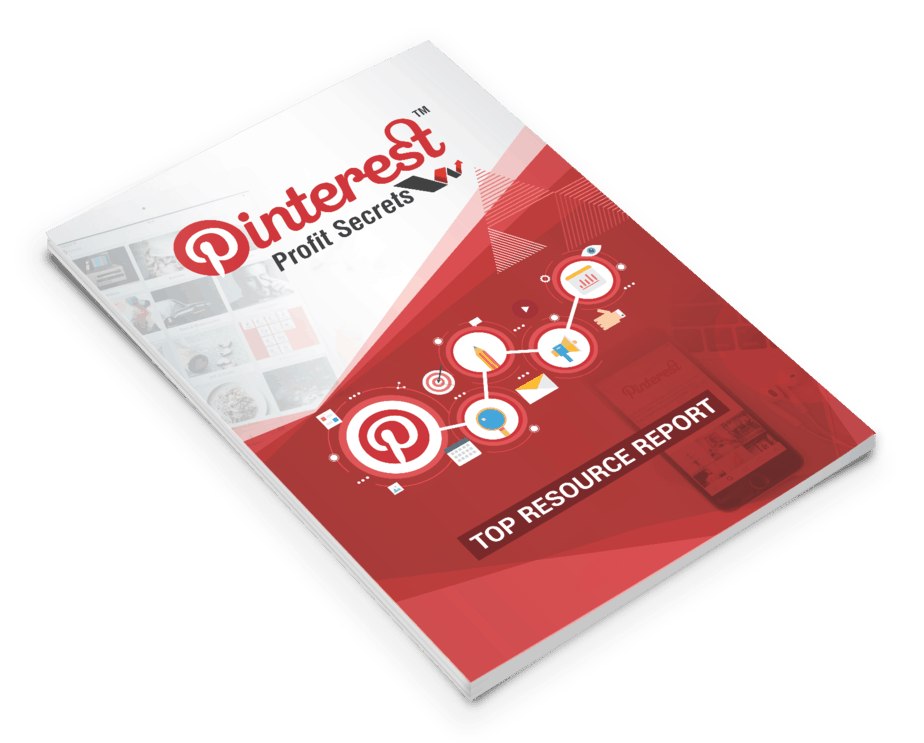 Pinterest Profit Secrests PLR Top Resource Report