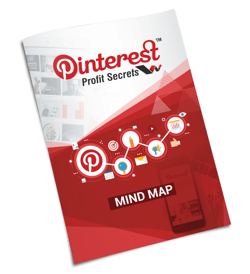 Pinterest Profit Secrets PLR Mind Map