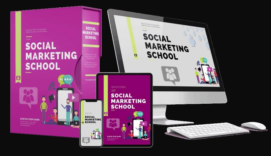 Social Marketing School Bundle