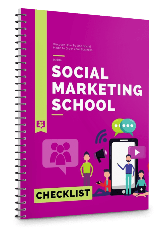 Social Marketing School Checklist