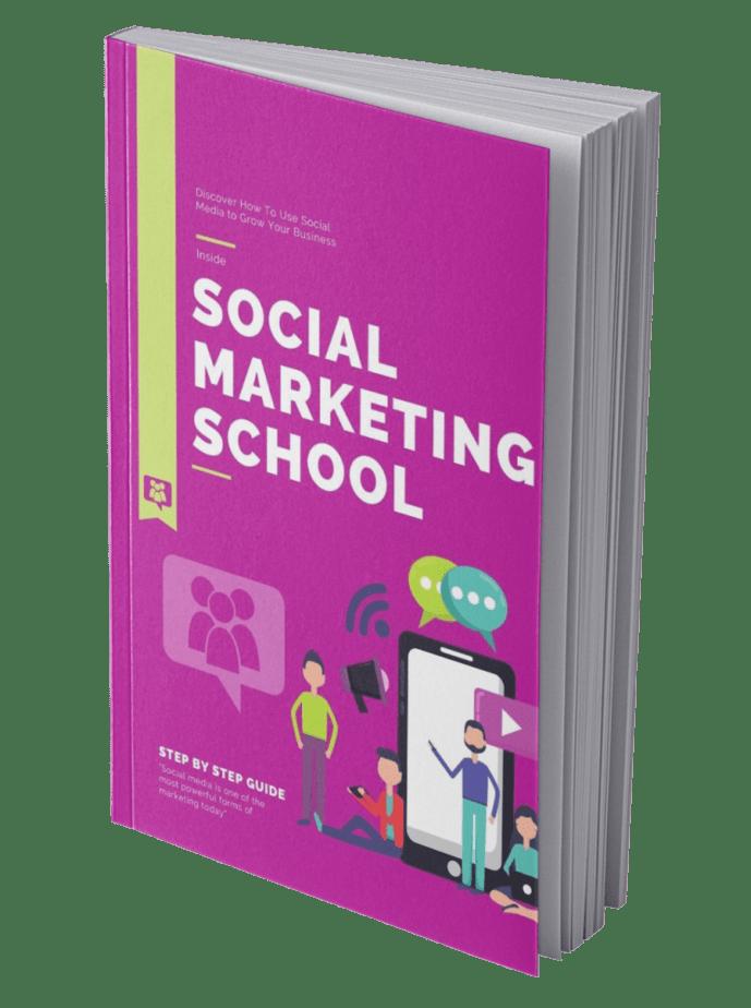 Social Marketing School Ebook