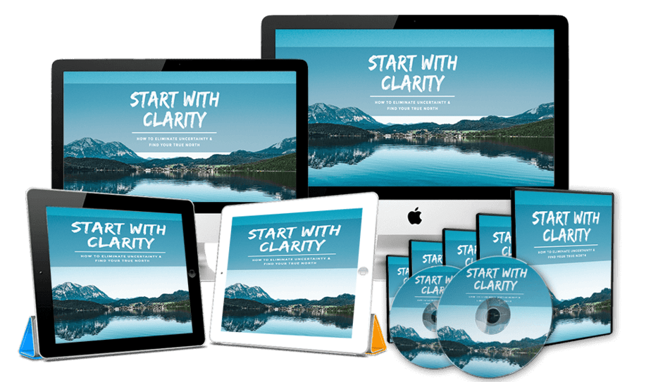 Start with Clarity Upsell Bundle