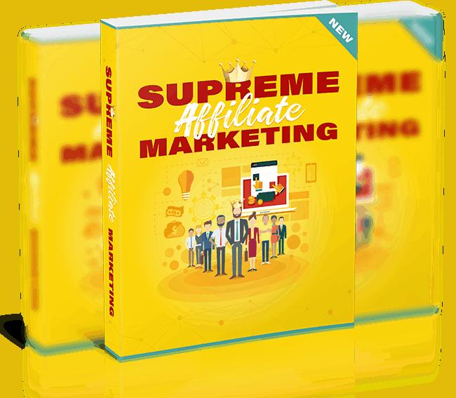 Supreme Affiliate Marketing Bundle