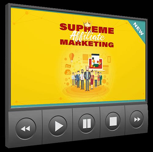 Supreme Affiliate Marketing Video
