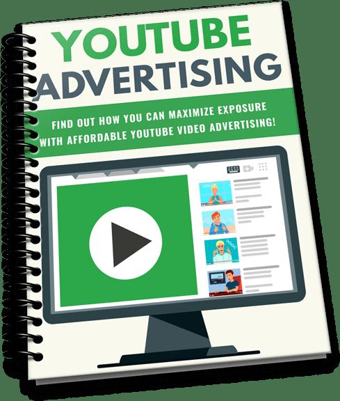 Youtube Advertising PLR Report eCover