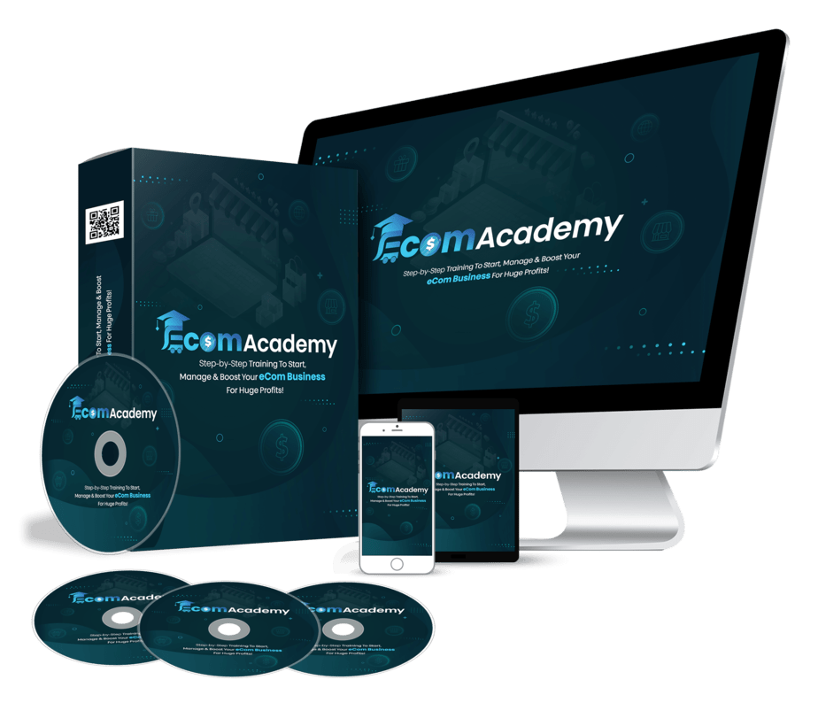 eCommerce Academy Upgrade Package