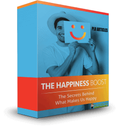 5 High Quality Happiness PLR Articles
