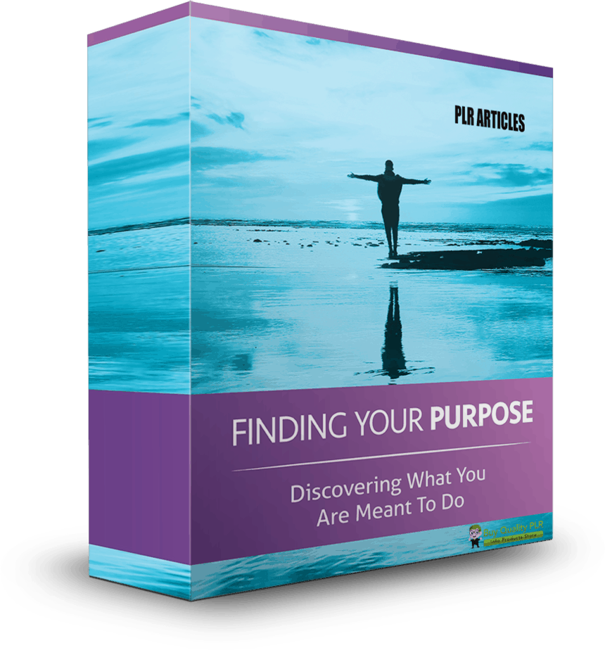 5 High Quality Purpose PLR Articles