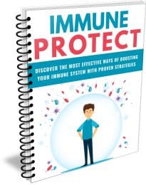 Immune Booster PLR eCover