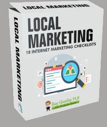 Internet Marketing Checklist 18 Local Marketing