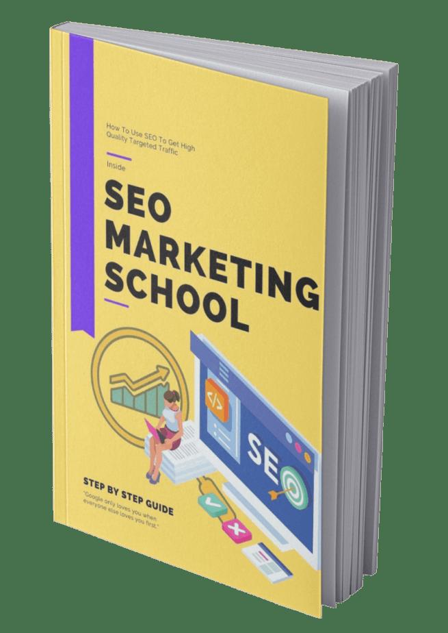 SEO Marketing School Ebook