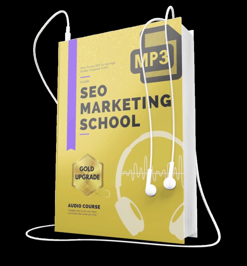 SEO Marketing School High Quality Audios
