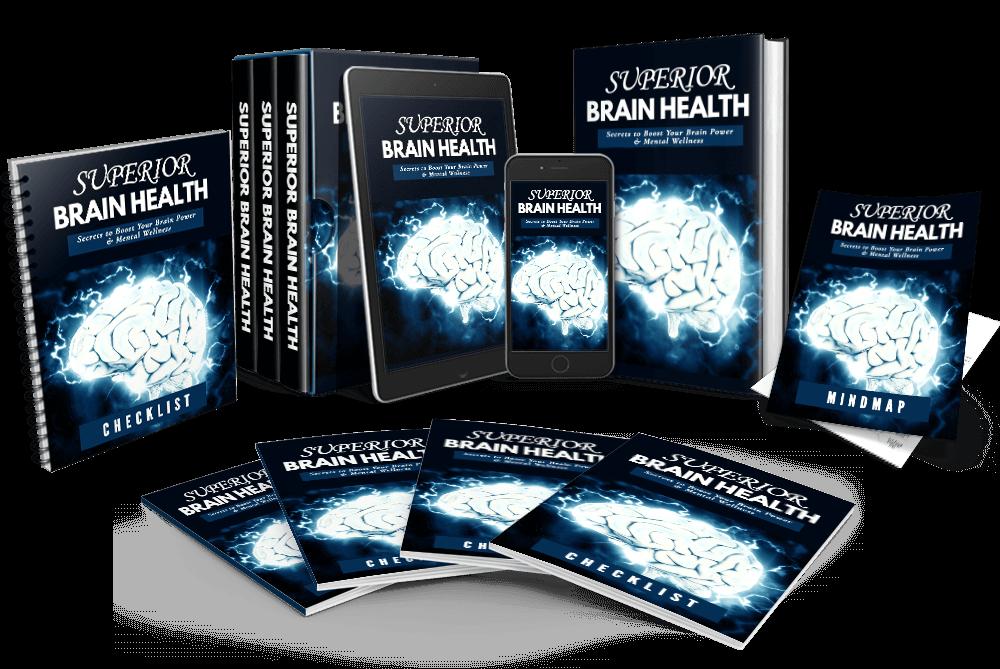 Superior Brain Health Bundle