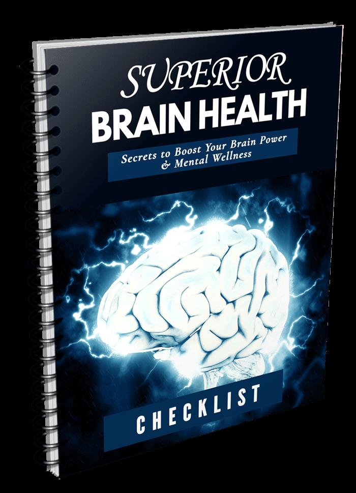 Superior Brain Health Checklist