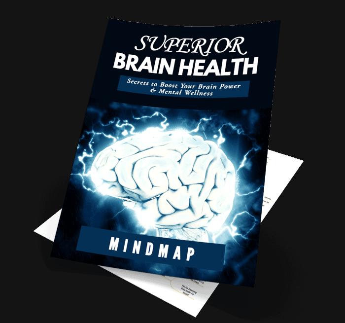 Superior Brain Health Mindmap