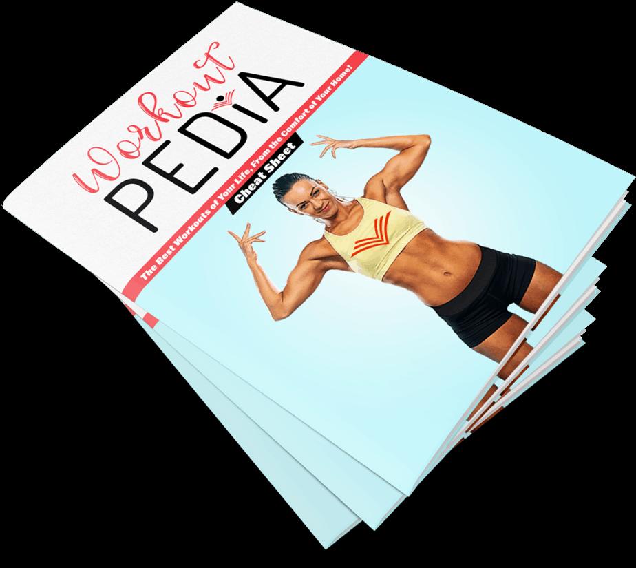 Workout Pedia Cheat Sheet