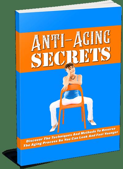 Anti Aging Secrets Ebook