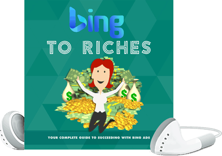 Bing To Riches Voice over