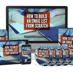How To Build An Email List From Scratch Sales Funnel with Master Resell Rights