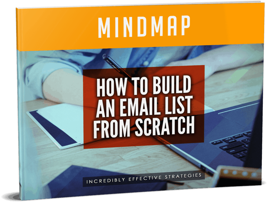 How To Build An Email List From Scratch Mindmap