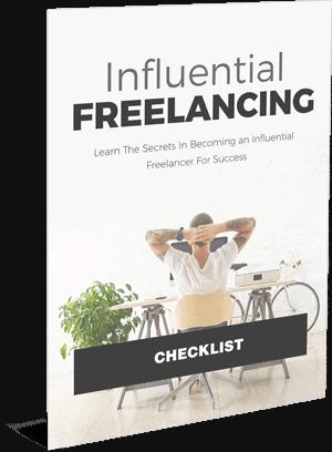 Influential Freelancing Checklist