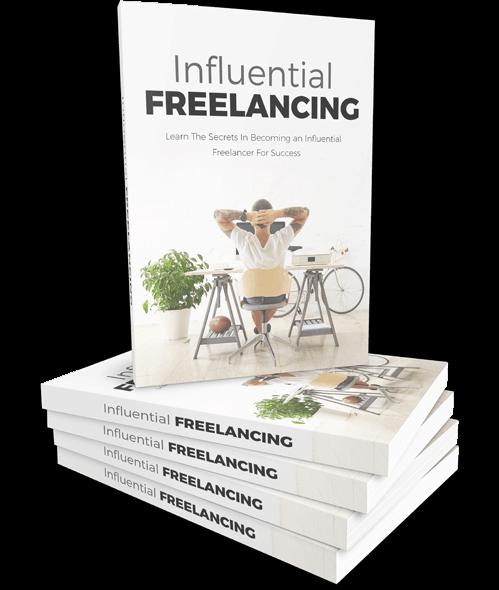 Influential Freelancing Ebook