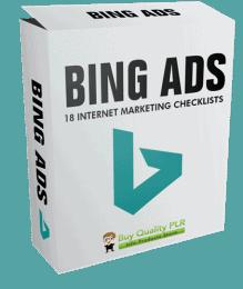 Internet Marketing Checklists Bing Ads