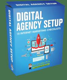 Internet Marketing Checklists Digital Agency Setup