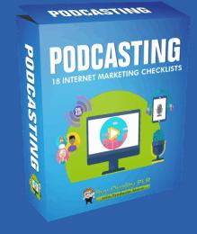 Internet Marketing Checklists Podcasting
