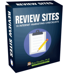 Internet Marketing Checklists Review Sites