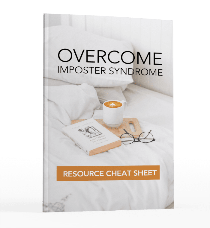 Overcome Imposter Syndrome Resource